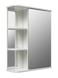 Norta Kersa 01 L Bathroom Cabinet White