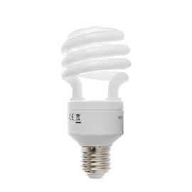 Kompaktinė liuminescencinė lempa GE T3, 20W, E27, 2700K, 1152lm