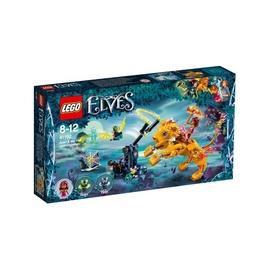 Konstruktor LEGO Elves Azari & The Fire Lion Capture 41192