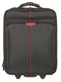 """Verbatim Trolley Bag For 16"""" Black"""