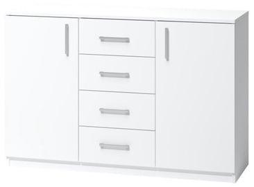 Kumode WIPMEB Tatris 03 White, 120x40x80 cm