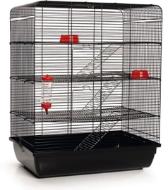 Клетка для грызунов Beeztees Remy, 580 мм x 380 мм x 710 мм