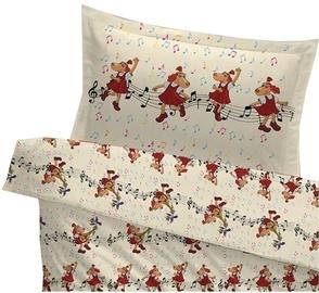 Lotte Bed Set 150x210cm Music