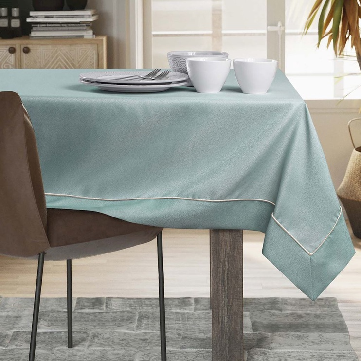 AmeliaHome Empire Tablecloth PPG Mint 140x300cm