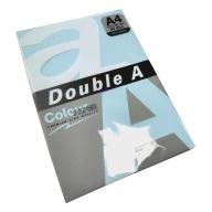 Цветная бумага Double 80G A4 / 100 листов, пастельный цвет