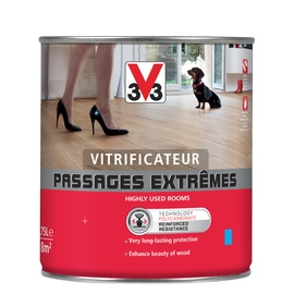 Põrandalakk V33, 0,75 L,värvitu