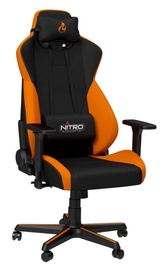 Nitro Concepts Gaming Chair S300 Black/ Orange