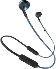 Belaidės ausinės JBL Tune T205BT Blue