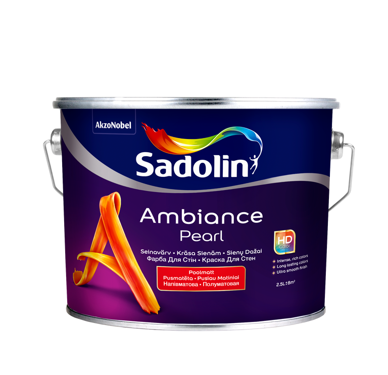 PAINT AMBIANCE PEARL BW 2,5L