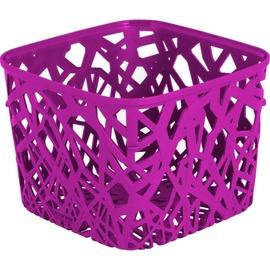 Curver Neo Square Basket Violet