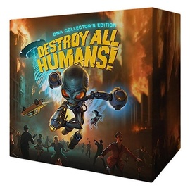 Destroy All Humans! DNA Collector's Edition PS4