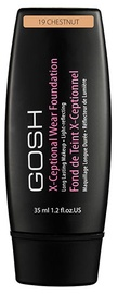 Gosh X-Ceptional Wear Foundation 35ml 19