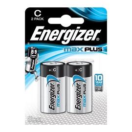 Baterijas Energizer Max Plus C B2, alkaline