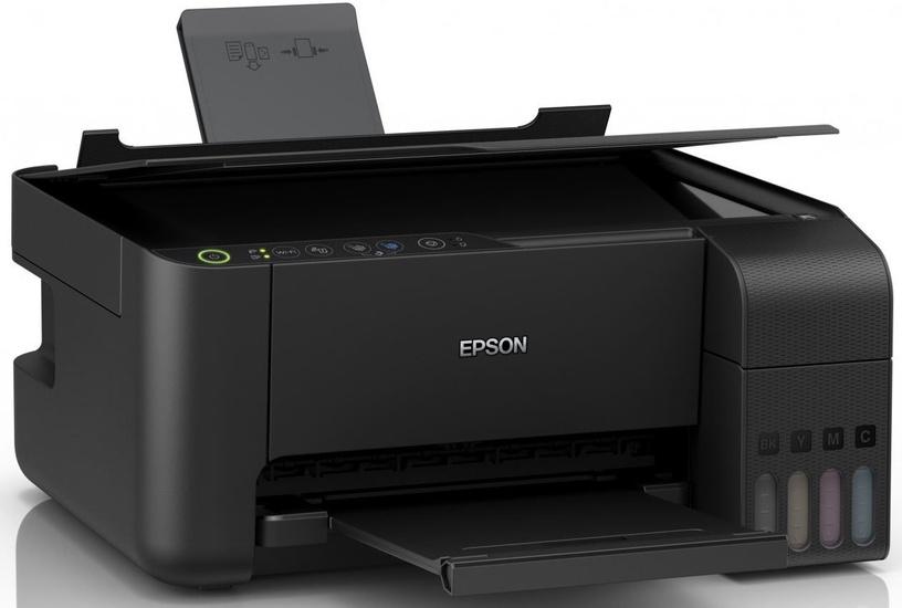 Многофункциональный принтер Epson EcoTank L3150, струйный, цветной