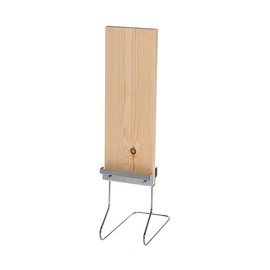 Mustang Barbecuing Board With Holder 305046