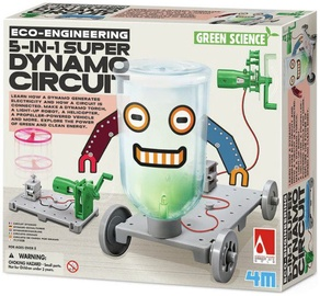 4M Eco-Engineering 5-in-1 Super Dynamo Circuit 3361