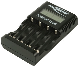 Ansmann Battery Charger with LCD