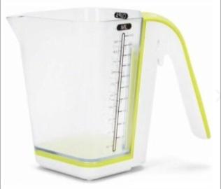 Elektrooniline köögikaal Botti Compact PT 858 GR, valge