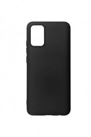 Silicone case Samsung Galaxy A02S Black