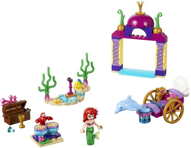 Конструктор LEGO Juniors Ariels Underwater Concert 10765 10765, 92 шт.