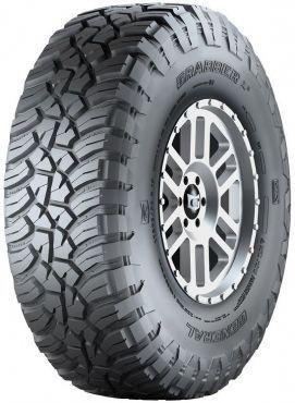 Vasaras riepa General Tire Grabber X3, 255/55 R19 111 Q XL