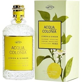 4711 Acqua Colonia Lemon & Ginger 50ml EDC Unisex