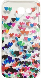 Mocco Trendy Valentine Back Case For Samsung Galaxy S6 Transparent