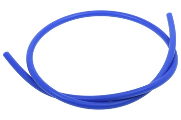 """Alphacool Silicon Bending Insert 100cm for ID 3/8"""" / 10mm Hard Tubes Blue"""