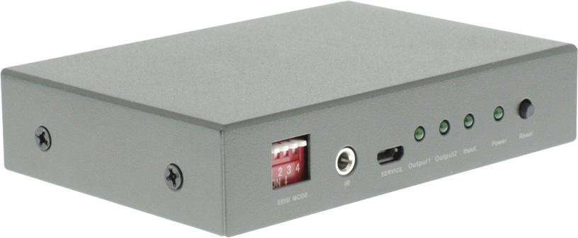 Koenig 2-Port HDMI Splitter KNVSP3402