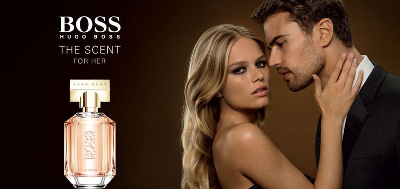Kvepalai Hugo Boss The Scent for Her 50ml EDT