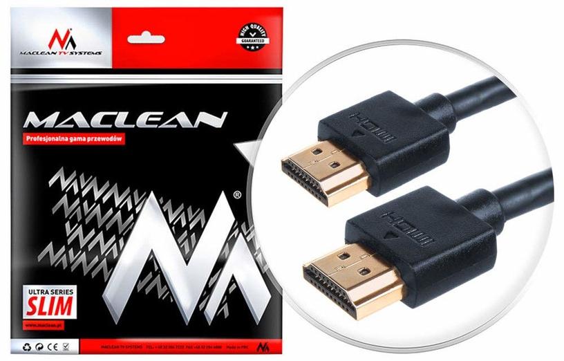 Maclean MCTV-703 HDMI Cable Slim 3m