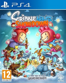 Žaidimas Scribblenauts Showdown PS4