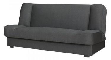 Sofa-lova Bodzio Bajka S1 Graphite, 196 x 90 x 92 cm