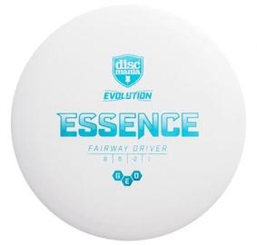 Lidojošais šķīvis Discmania Geo Essence Fairway 8/6/-2/1 White