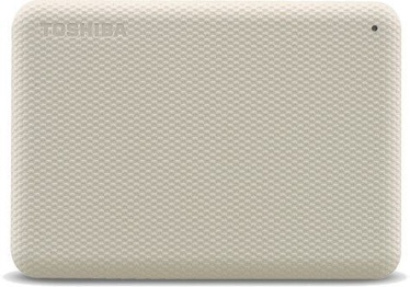 Жесткий диск Toshiba Canvio Advance, HDD, 1 TB, белый