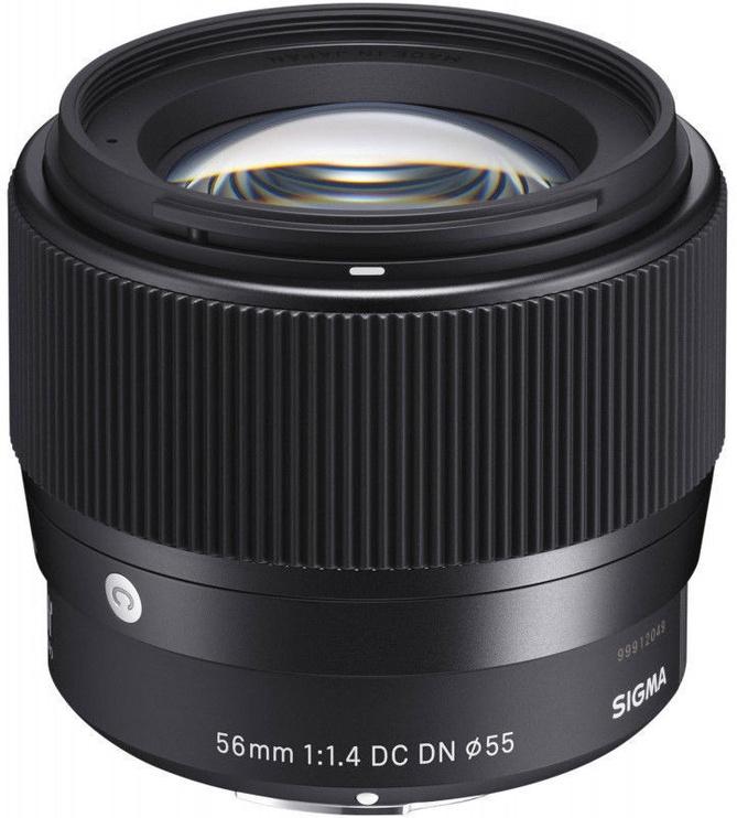 Sigma 56mm f/1.4 DC DN Contemporary For Canon EF-M