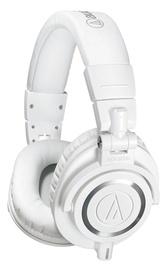 Ausinės Audio-Technica ATH-M50x White