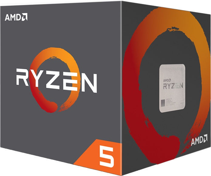 Procesors AMD Ryzen 5 2600X YD260XBCAFBOX