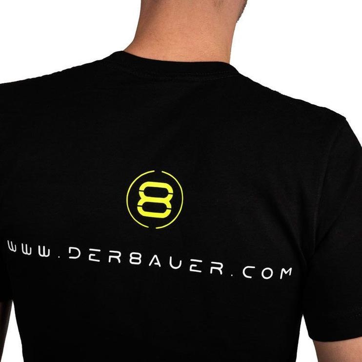 Der8auer T-Shirt PCB-Design S