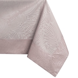 AmeliaHome Gaia Tablecloth Powder Pink 140x450cm