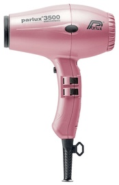 Parlux Hair Dryer 3500 Super Compact Pink