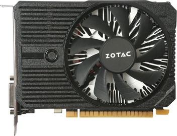 Videokarte Zotac GeForce GTX 1050 TI ZT-P10510A-10L 4 GB GDDR5