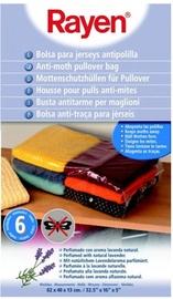 Ordinett Anti-moth Pullover Bag For Sweaters 6PCS
