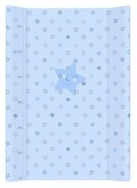 Ceba Baby Hard Changing Mat Short Stars Blue