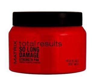 Matrix Total Results So Long Damage Treatment 500ml