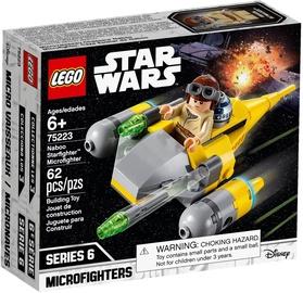 LEGO Star Wars Naboo Starfighter Microfighter 75223