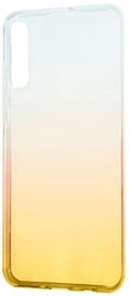 Evelatus Gradient Back Case For Samsung Galaxy A50 Gold