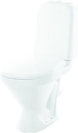 SANITA Comfort PlusDuroplast Soft Close White 350x640mm