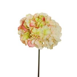 Dirbtinių hortenzijų puokštė, 60 cm