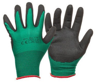 DD Nylon Knitted Gloves With Nitrile Coating 8